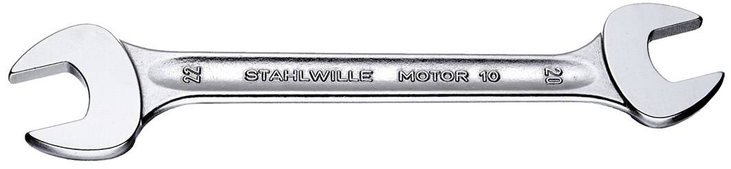 10 13 X 17 Stahlwille Doppelmaulschlüssel DIN3110 13 x 17 mm