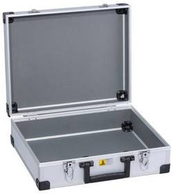 Image of Allit AluPlus Basic L 38 424150 Universal Werkzeugkoffer unbestückt (L x B x H) 375 x 315 x 130 mm