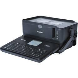 Image of Brother P-Touch D800W Beschriftungsgerät Geeignet für Schriftband: TZe, HSe, HGe, FLe 3.5 mm, 6 mm, 9 mm, 12 mm, 18 mm,