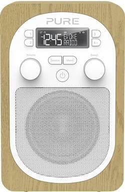 DAB+ stolní rádio Pure Evoke H2, DAB+, FM, AUX, dub