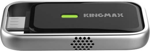 Luftqualitätsmessgerät 0 bis 50 °C Kingmax AirQ Check GS-01 Schwarz, Silber