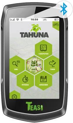 GPS outdoorová navigácia Teasi One³ eXtend pre Európu s magnet. 3D kompasom
