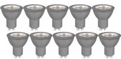 Ampoule LED OSRAM 230 V GU10 4.7 W=50 W blanc chaud EEC: classe A+ réflecteur (Ø x L) 50 mm x 54 mm 10 pc(s)