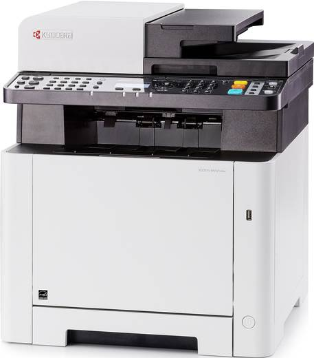 kyocera ecosys m5521cdw farblaser multifunktionsdrucker a4 drucker scanner kopierer fax lan. Black Bedroom Furniture Sets. Home Design Ideas