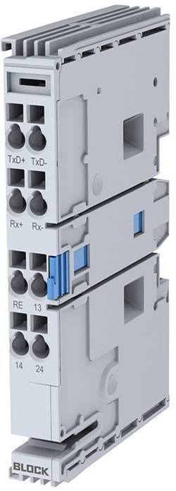 Module d'extension RTU, 8 Bit, 1 Stop Bit, No Parity Block EB-MODBUS-RTU 24 V/DC 1 pc(s)