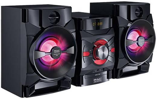 stereoanlage mac audio mmc 700 bluetooth cd ukw aux 2 x 200 w schwarz kaufen. Black Bedroom Furniture Sets. Home Design Ideas