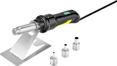 Entlötkolben / SMD Heißluftkolben / Entlöten / Heißluft-Lötpistole 300 W TOOLCRAFT 200 bis 500 °C ZD-8907