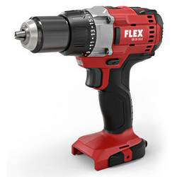 Aku vŕtací skrutkovač Flex DD 2G + CA + 3x AP 18.0/2.5 Set 431508, 18 V, 2.5 Ah, Li-Ion akumulátor