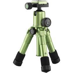 """Trojnohý statív Mantona 21186, 1/4"""", 3/8"""", min./max.výška 17 - 49.5 cm, zelená"""