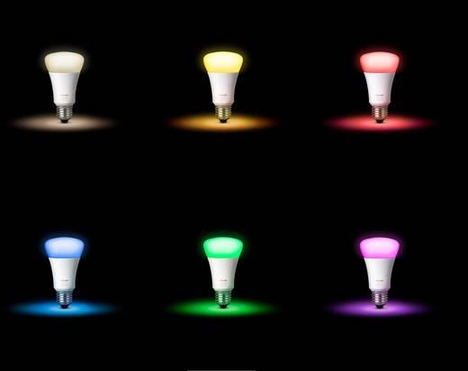 Philips Lighting Hue Starterkit White and Color EEK: A+ (A++ - E) E27 10 W RGBW