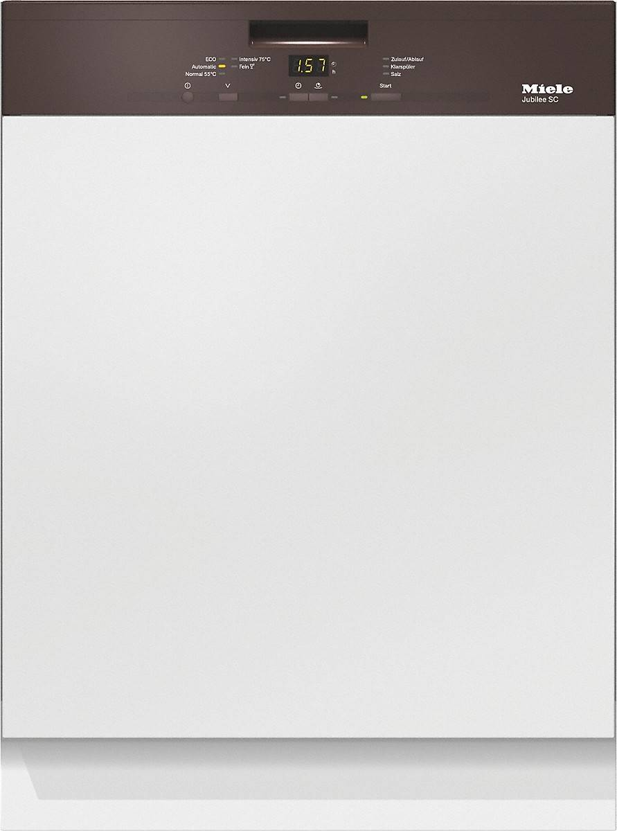 Einbau Geschirrspüler 60 Cm Miele G4940 Sci A++ Teilintegrierbar