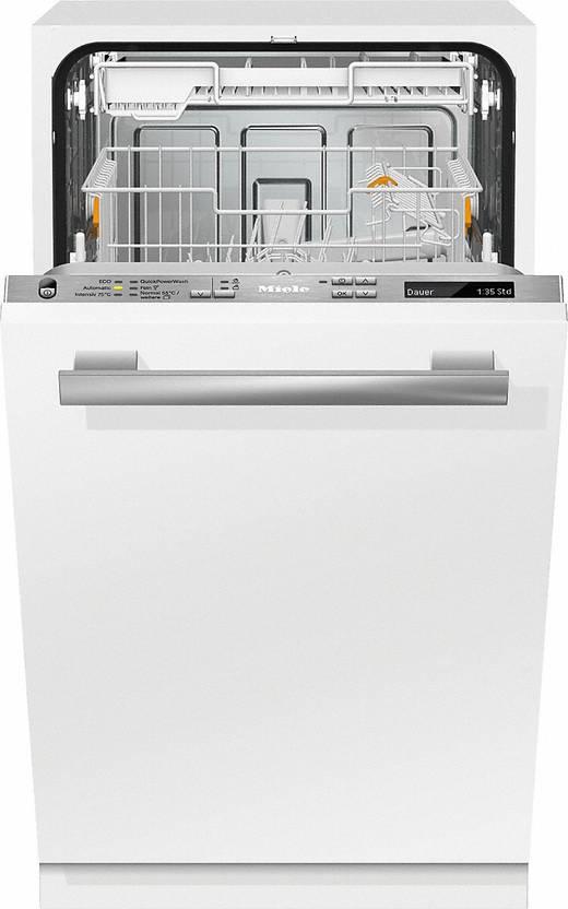 Einbaugeschirrspüler  Einbau-Geschirrspüler 45 cm Miele G4880 SCVI A+++ Vollintegrierbar ...