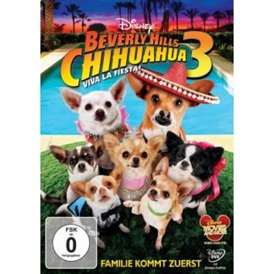 DVD Beverly Hills Chihuahua 3 Viva la Fiesta! FSK: 0 Preisvergleich