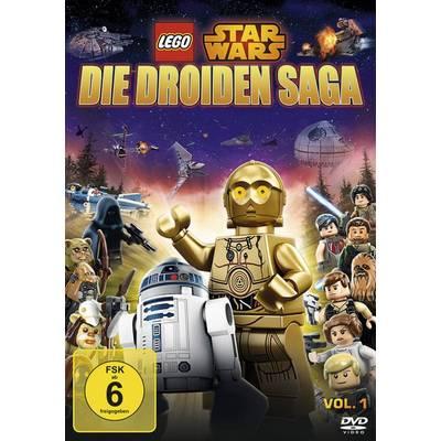 DVD Lego Star Wars Die Droiden Saga FSK: 6 Preisvergleich