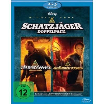 blu-ray Schatzjäger Doppelpack FSK: 12 Preisvergleich