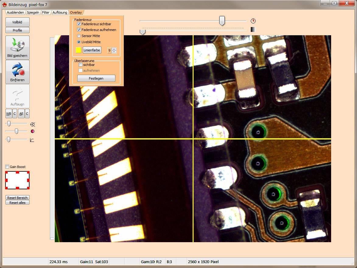 Mikroskop software pixel fox kaufen