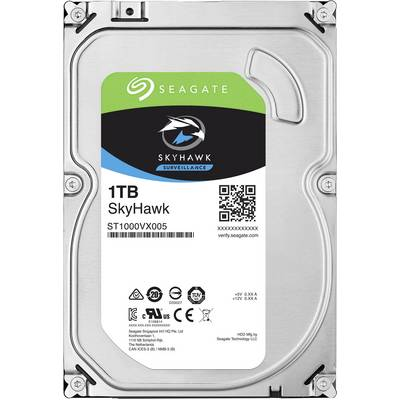 Interne Festplatte 8.9 cm (3.5 Zoll) 1 TB Seagate SkyHawk Bulk ST1000VX005 SATA III Preisvergleich
