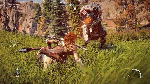 Horizon Zero Dawn PS4 USK: 12