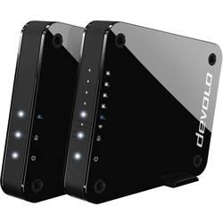 Image of Devolo 9970 GigaGate Starter Kit WLAN Access-Point 2.000 MBit/s 2.4 GHz, 5 GHz