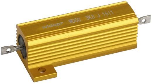 Widap 160077 Draht-Widerstand 8.2 Ω im Gehäuse 50 W 1 % 1 St.