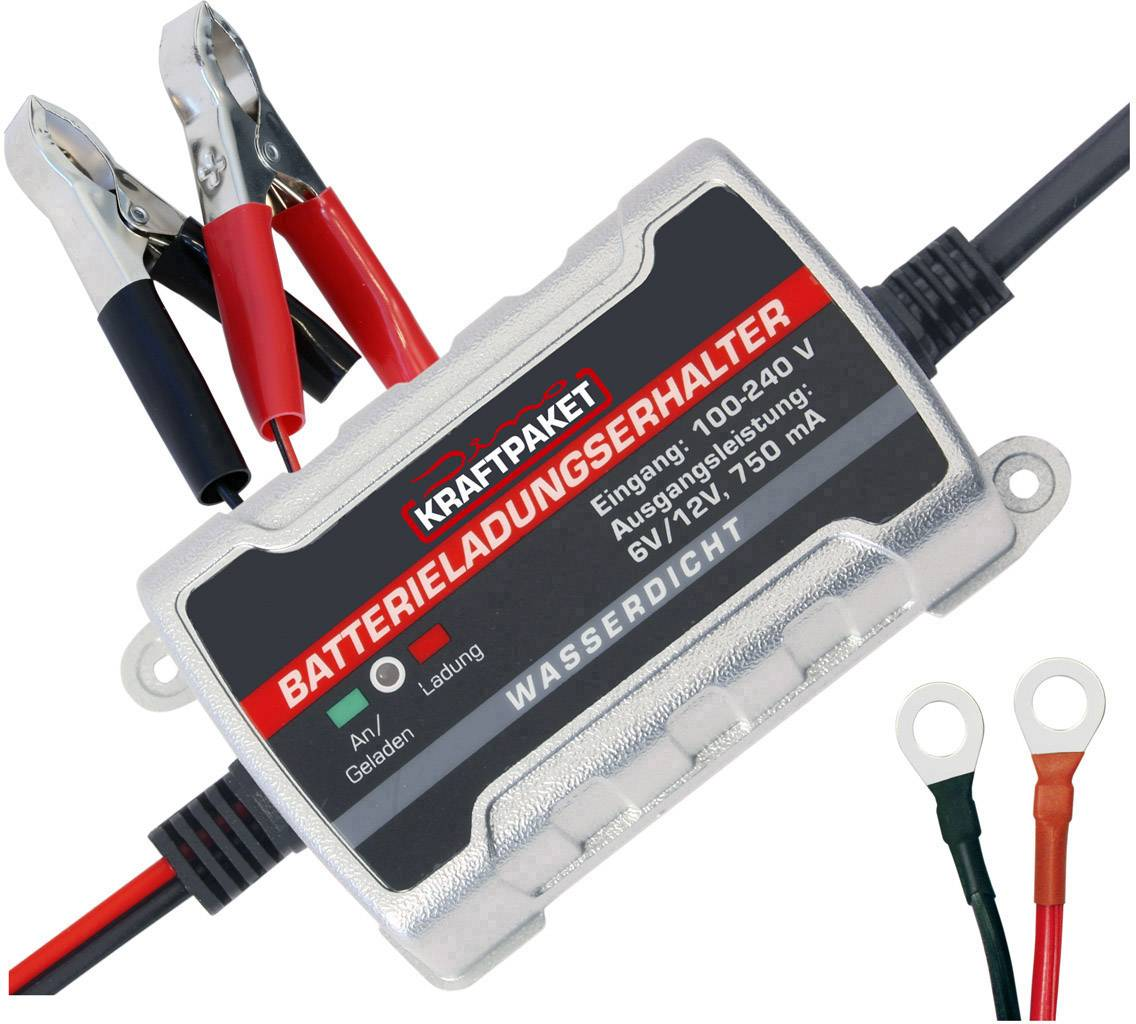 Dino KRAFTPAKET 136302 Automatikladegerät, Batterie