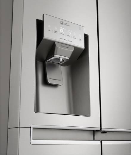 k hl gefrier kombination 601 l lg electronics gsj 961 nsuz energieeffizienzklasse a d a. Black Bedroom Furniture Sets. Home Design Ideas
