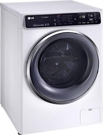 waschmaschine frontlader 8 kg lg electronics f14u1tbs2h energieeffizienzklasse a d a. Black Bedroom Furniture Sets. Home Design Ideas