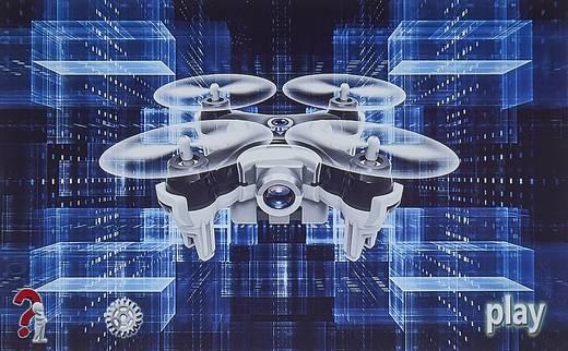 Reely Q Pro FPV Quadrocopter RtF First Person View, Einsteiger, Kameraflug