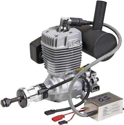 os engine gt 33 benzin 2 takt flugmodell motor 33 cm 3 9. Black Bedroom Furniture Sets. Home Design Ideas