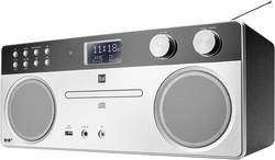 stereoanlage dual dab 102 aux cd dab sd ukw usb wandmontage wei kaufen. Black Bedroom Furniture Sets. Home Design Ideas
