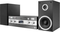 Stereo systém Dual DAB-MS 130, AUX, Bluetooth, CD, DAB+, FM, USB, černá