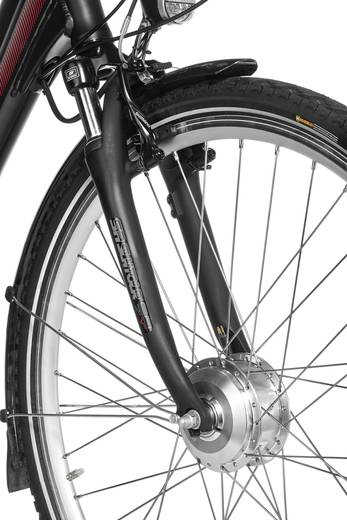 fischer fahrrad ecu 1721 s1 e bike mit trittantrieb. Black Bedroom Furniture Sets. Home Design Ideas