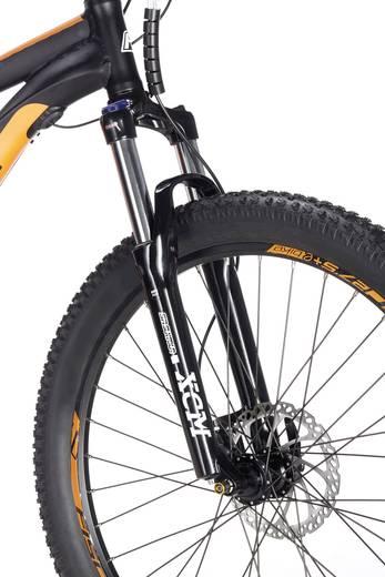 e bike mit trittantrieb fischer fahrrad em 1723 s1 herren mtb proline schwarz matt li ion 48. Black Bedroom Furniture Sets. Home Design Ideas