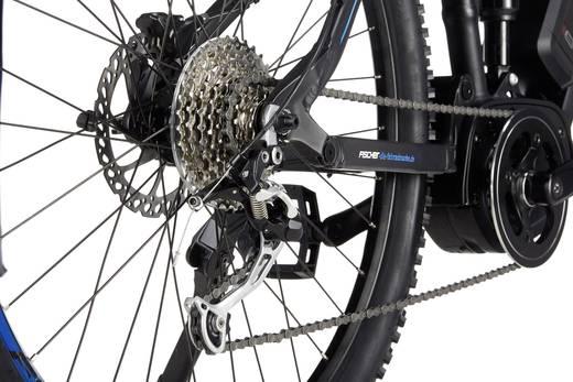 e bike mit trittantrieb fischer fahrrad evo em 1762 s1 herren mtb proline evo schwarz matt. Black Bedroom Furniture Sets. Home Design Ideas