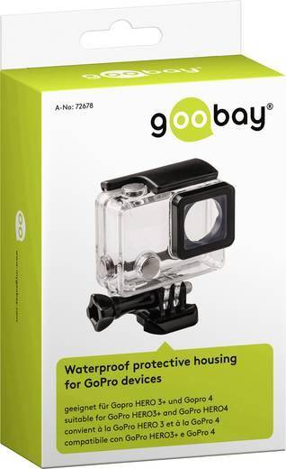 wasserfester geh usedeckel goobay action kamera. Black Bedroom Furniture Sets. Home Design Ideas