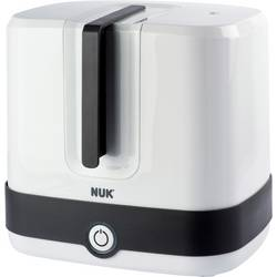 Image of NUK Vario Express Dampf Sterilisator Babyflaschensterilisator Weiß, Schwarz