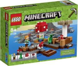 Le biome champignon LEGO® MINECRAFT 21129 Nombre de LEGO (pièces)247