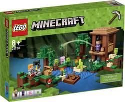 La cabane de la sorcière LEGO® MINECRAFT 21133 Nombre de LEGO (pièces)502
