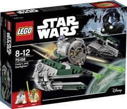Yoda's Jedi Starfighter™ LEGO® STAR WARS™ 75168 Nombre de LEGO (pièces)262