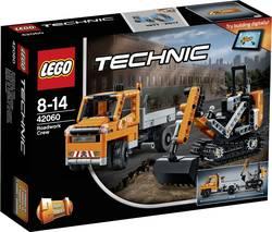 Vozidlo pro stavbu silnic - Silničáři LEGO® TECHNIC 42060