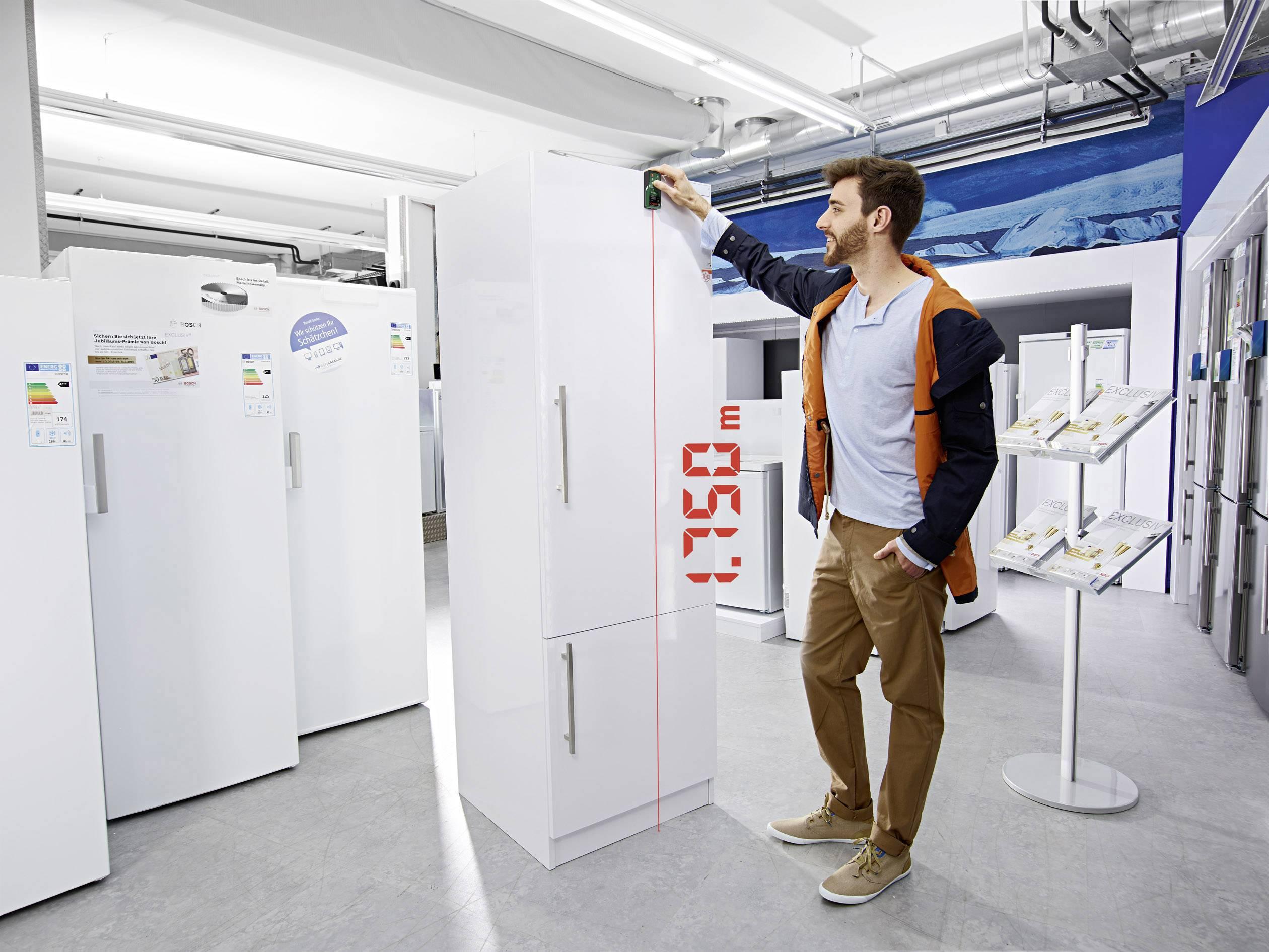 Bosch home and garden plr laser entfernungsmesser messbereich