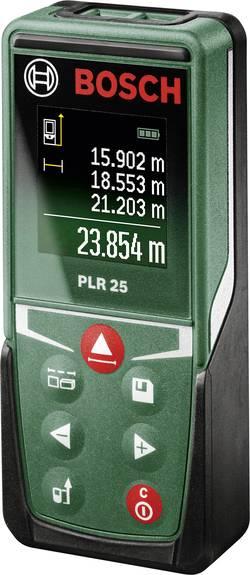 Télémètre laser Bosch Home and Garden PLR 25 Plage de mesure (max.) 25 m