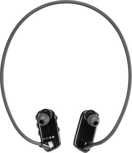 Sport Kopfhörer Renkforce MH612 In Ear integrierter MP3-Player, Schweißresistent, Wasserbeständig Schwarz