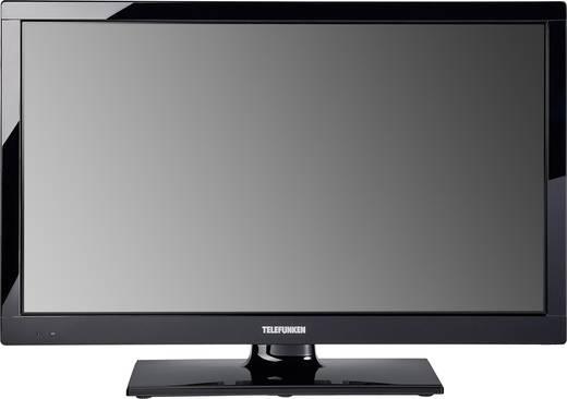 telefunken b22f340a led tv 56 cm 22 zoll eek a a e. Black Bedroom Furniture Sets. Home Design Ideas