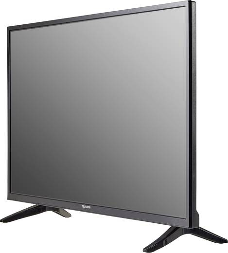 led tv 109 cm 43 zoll telefunken b43u446a eek a dvb t2 dvb c dvb s uhd smart tv wlan ci. Black Bedroom Furniture Sets. Home Design Ideas