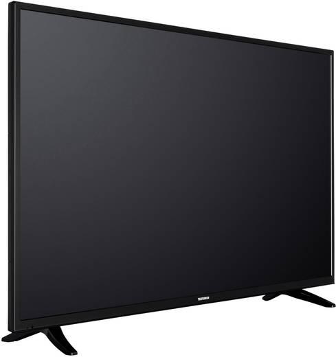 led tv 140 cm 55 zoll telefunken b55u546a eek a dvb t2 dvb c dvb s uhd smart tv wlan ci. Black Bedroom Furniture Sets. Home Design Ideas