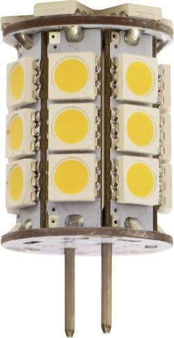 Ampoule LED GY6.35 Sygonix TGY-D-310 à broches 3.5 W=25 W blanc chaud (Ø x L) 19 mm x 35 mm EEC: classe A++ 1 pc(s)