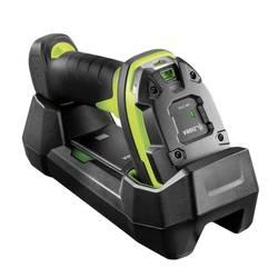 Ručný skener čiarových kódov Zebra LI3678-SR LI3678-SR3U42A0S1W, Imager, Bluetooth, USB, čierna, zelená