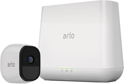wlan ip berwachungskamera set 5 kanal mit 1 kamera 1280 x 720 pixel netgear arlo pro kaufen. Black Bedroom Furniture Sets. Home Design Ideas