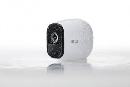 wlan ip berwachungskamera set 5 kanal mit 3 kameras 1280 x 720 pixel netgear arlo pro kaufen. Black Bedroom Furniture Sets. Home Design Ideas